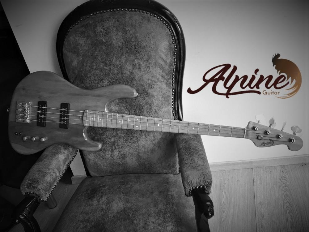 Alpine guitar proto S4
