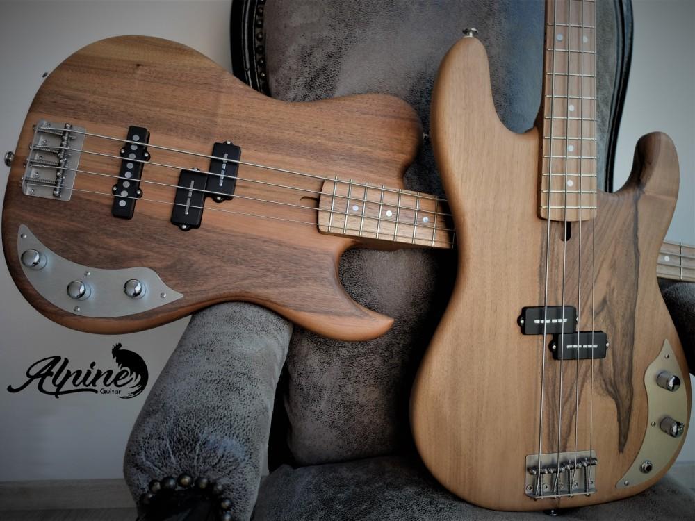 Alpine guitar les sauvages